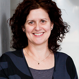 Julie McLeod. Photograph courtesy Melbourne Graduate School of Education, University of Melbourne